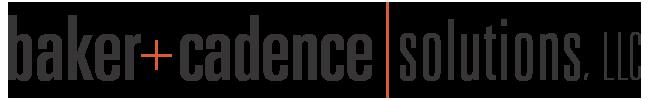 Baker+Cadence Solutions